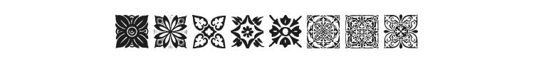 Free Tiles Font