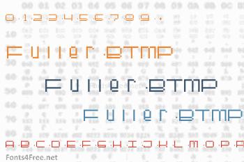 Fuller BTMP Font