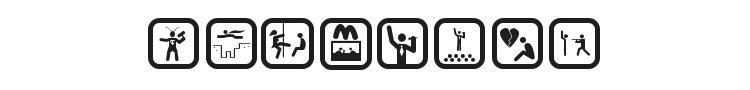 Funny Icon Font