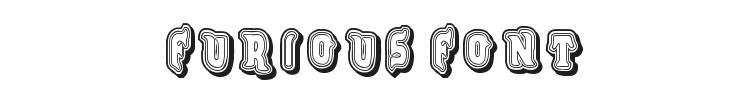 Furious Font