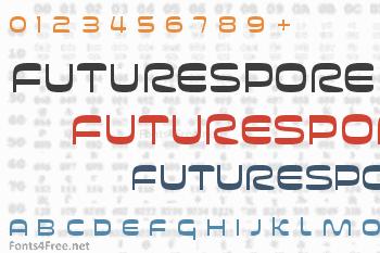 Futurespore Font