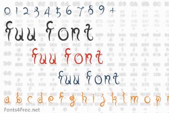 Fuu Font