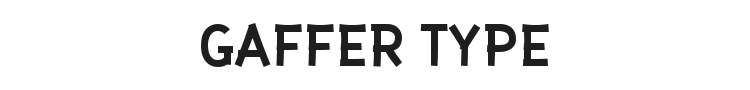 Gaffer Type