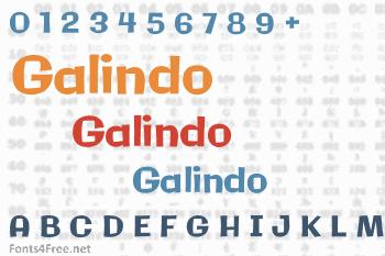 Galindo Font