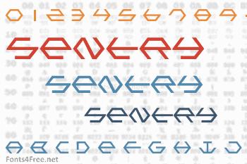 Gamma Sentry Font