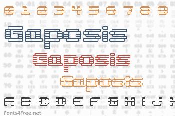 Gaposis Font