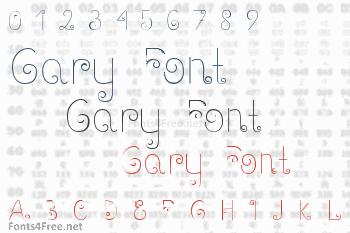 Gary Font