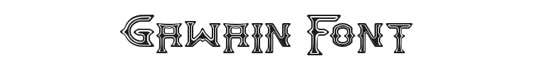 Gawain Font Preview