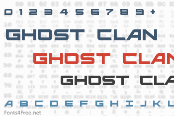 Ghost Clan Font