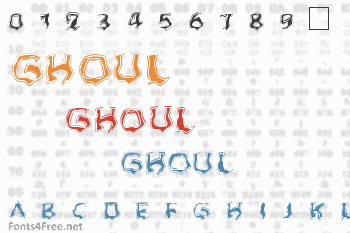 Ghoul Font