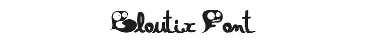 Gloutix Font