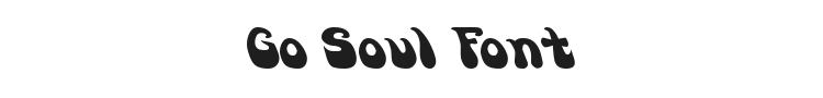 Go Soul Font Preview