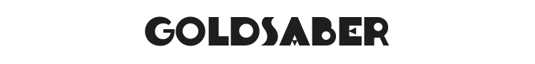 Goldsaber Font Preview