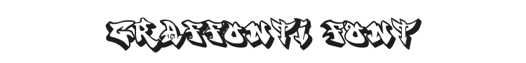 Graffonti Font Preview