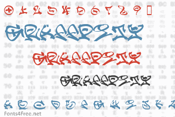 Graffpity Font