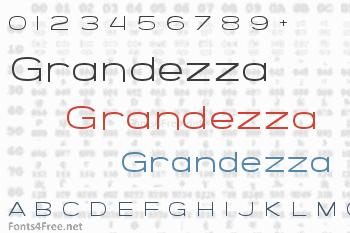 Grandezza Font