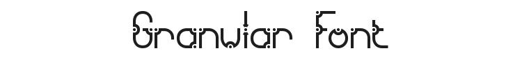 Granular Font Preview