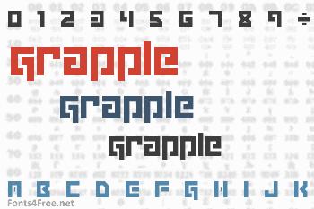 Grapple Font
