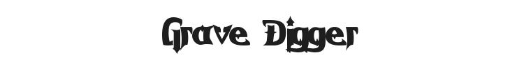 Grave Digger Font