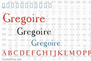 Gregoire Font