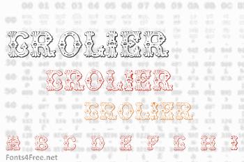 Grolier Font