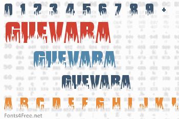 Guevara Font