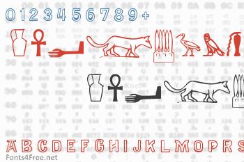 Gyptienne Font