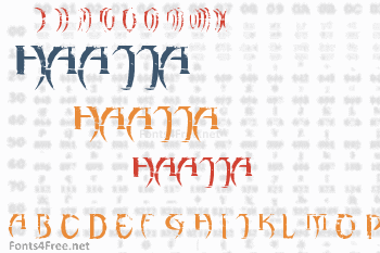 haAJJA Font