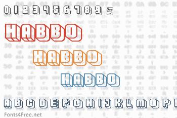 Habbo Font