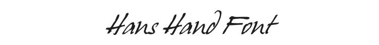 Hans Hand