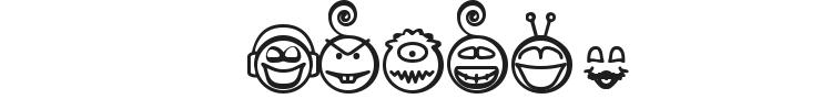 Head Ding Maker Font Preview