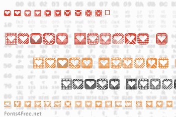 Heart Things 2 Font