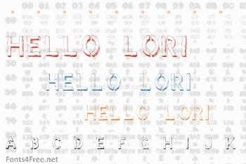 Hello Lori Font