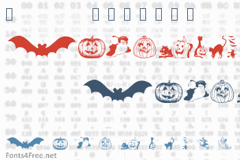 Helloween version 2 Font