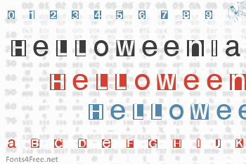 HelloweeniA Font