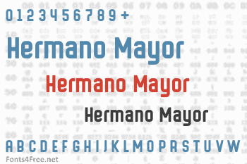 Hermano Mayor Font