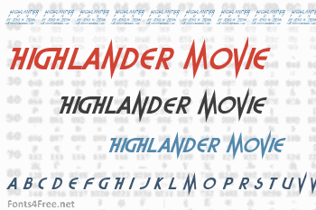 Highlander | movie fanart | fanart. Tv.