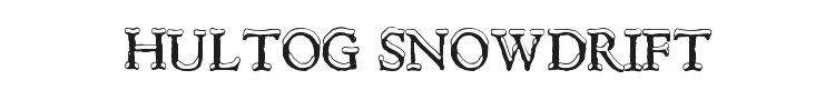 Hultog Snowdrift