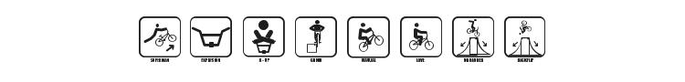 Icono BMX