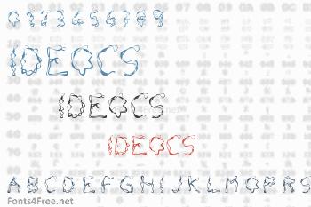 Ideocs Font