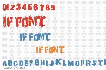 If Font