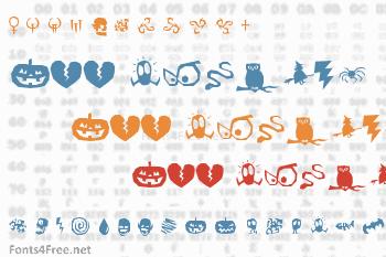 Ill October Font