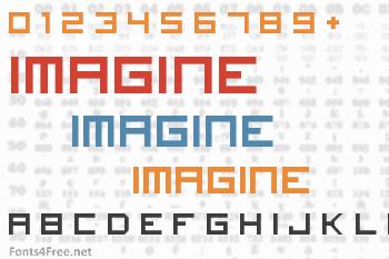 Imagine Font