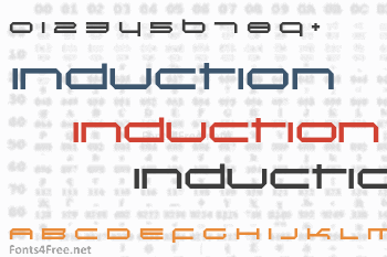 Induction Font