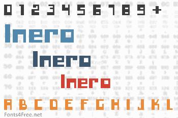 Inero Font