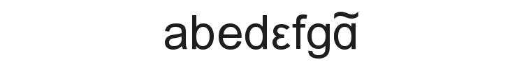 IPA Font