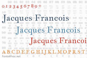 Jacques Francois Font