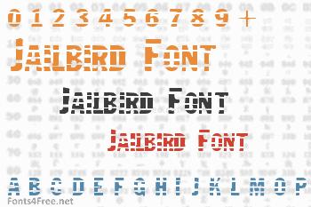Jailbird Font