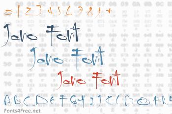 Jano Font