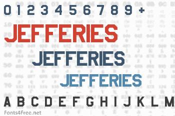 Jefferies Font